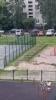 В Адмиралтейском районе школу обнесли двойным забором: Фоторепортаж