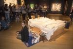 «Моя кровать» Трейси Эмин: Фоторепортаж