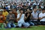 Фоторепортаж: «Ураза-Байрам в Петербурге собрал 42 тысячи мусульман»