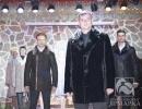Фоторепортаж: «Новоторжские шубы, приволжский лен и ивановские ситцы  завоевали «Серебряный феникс» на фестивале моды в Плесе»