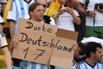 Фоторепортаж: «Германия - Аргентина 1:0»