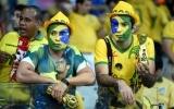 Фоторепортаж: «Германия разгромила Бразилию со счетом 7:1 »