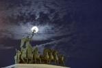 Фоторепортаж: «Суперлуние в Петербурге »