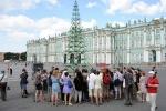 Фоторепортаж: «Елка на Дворцовой площади»