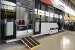 Новый низкопольный трамвай появится в Петербурге в 2015 году (2): Фоторепортаж