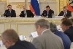 Заседание Совета по межнациональным отношениям при Президенте РФ: Фоторепортаж