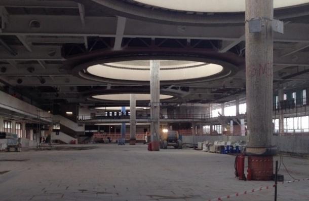 Реконструированный терминал «Пулково-1» примет пассажиров в январе
