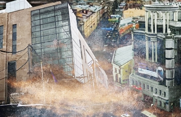 Градостроительные ошибки исправят сносом