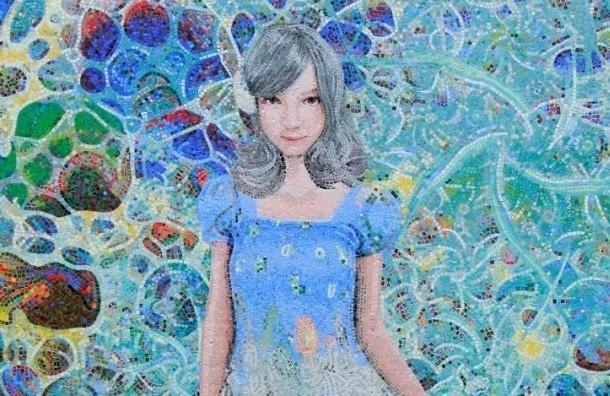 В Петербурге проходит выставка арт-группы «К.Г.Б.»: оттенки чувств в мозаике