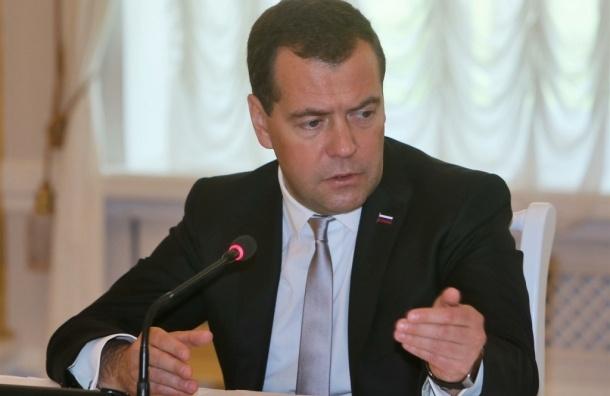 Медведев: Санкции Запада против России Украине не помогут
