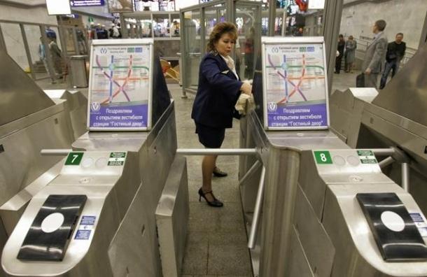 В петербургском метро прошла проверка после трагедии в Москве
