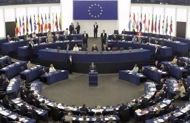 Европарламент требует третьего уровня санкций для России