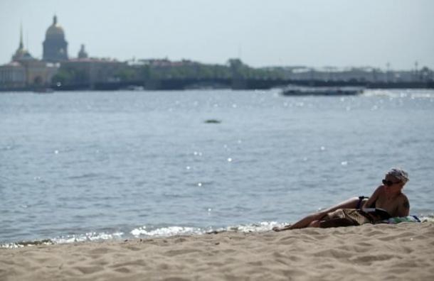 Аномальная жара в Петербурге продлится до середины августа