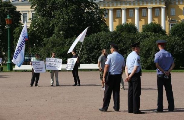 «Яблоко» и «СР»: Власть закрывает глаза на блокирование «муниципального фильтра» для оппозиции