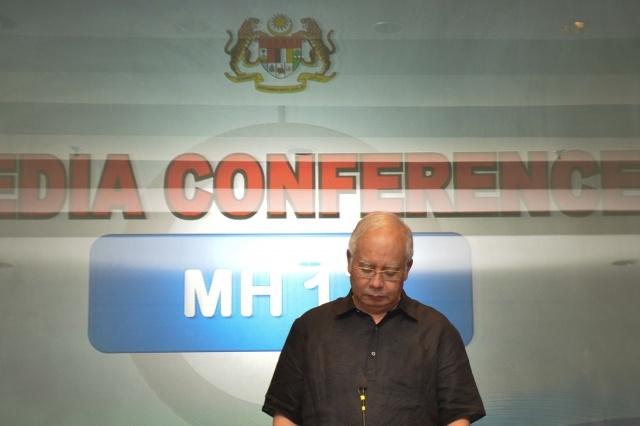 Сбит малазийский Боинг (2): Фото