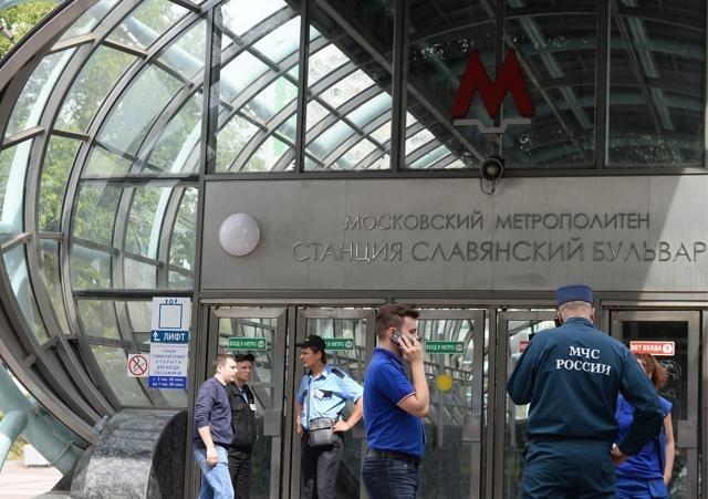 Авария в московском метро 15 июля: Фото