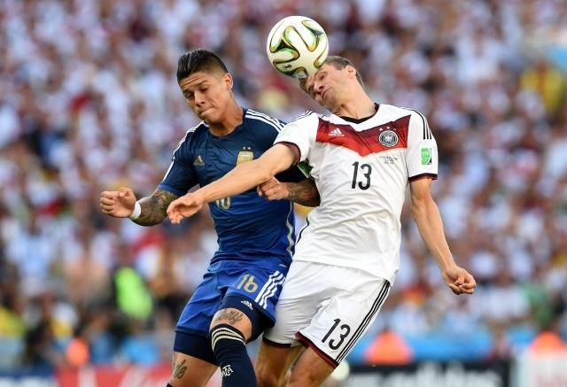 Германия - Аргентина 1:0: Фото