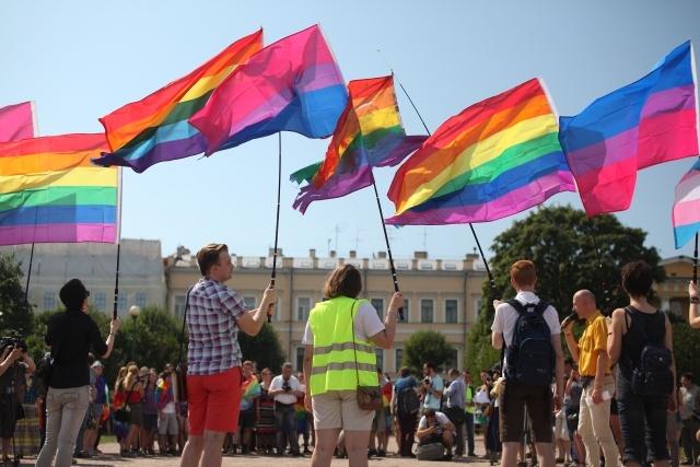 ЛГБТ-прайд, 26 июля (2): Фото