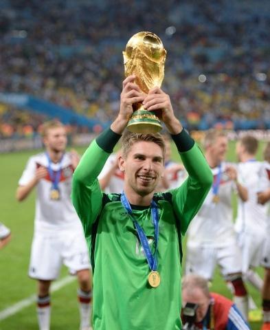 Германия обыграла Аргентину и стала чемпионом мира: Фото