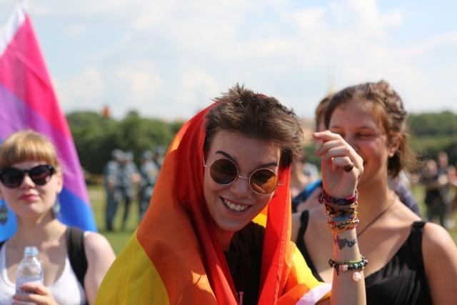 ЛГБТ-прайд, 26 июля: Фото