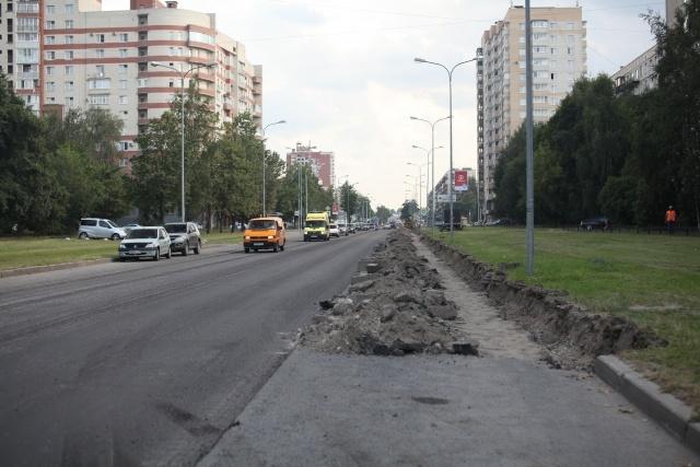 Искровский проспект : Фото