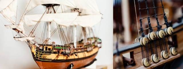 У метро «Адмиралтейская» открылся музей миниатюр Петербурга: Фото