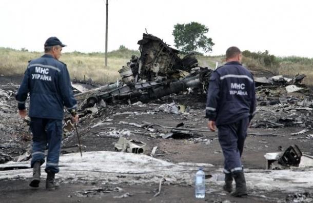 На месте крушения лайнера Boeing найдены тела 196 погибших