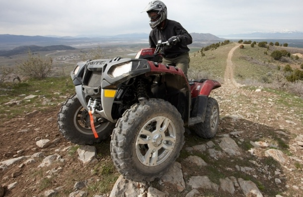В Ленобласти три человека погибли в аварии с квадроциклом
