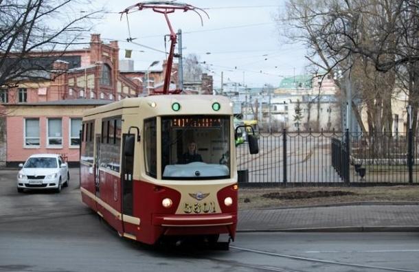 Петербург купит только 35 трамваев за ближайшие шесть лет