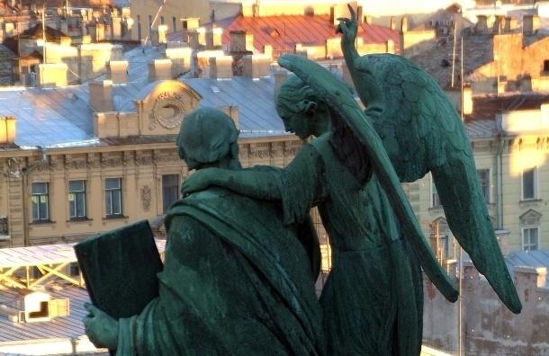 Где лучше увидеть Петербург с высоты