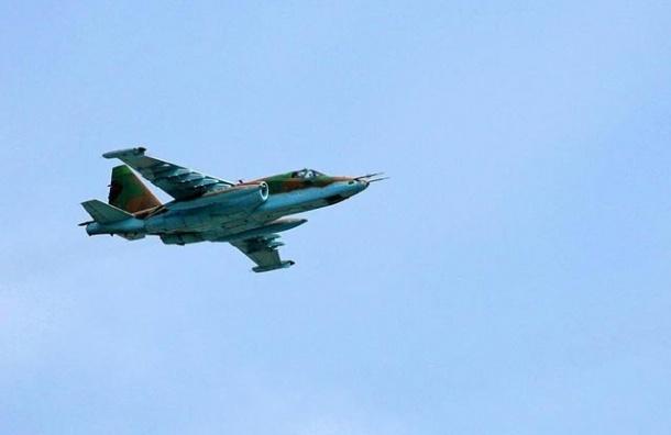 Киев обвинил Россию в уничтожении Су-25