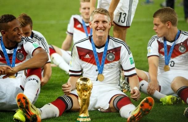 Германия обыграла Аргентину и стала чемпионом мира