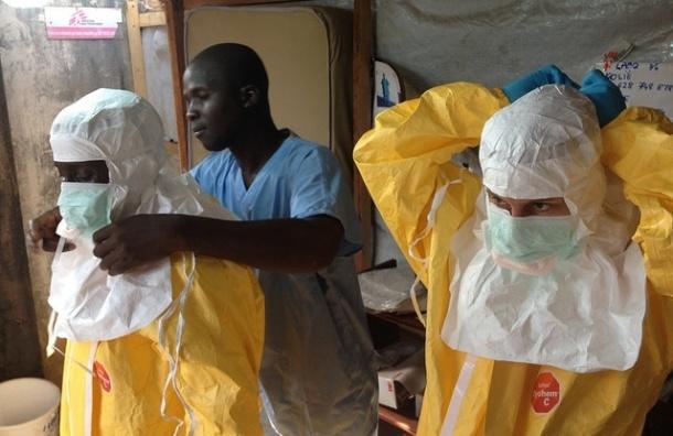 Европа не исключает распространение лихорадки Эбола из Африки