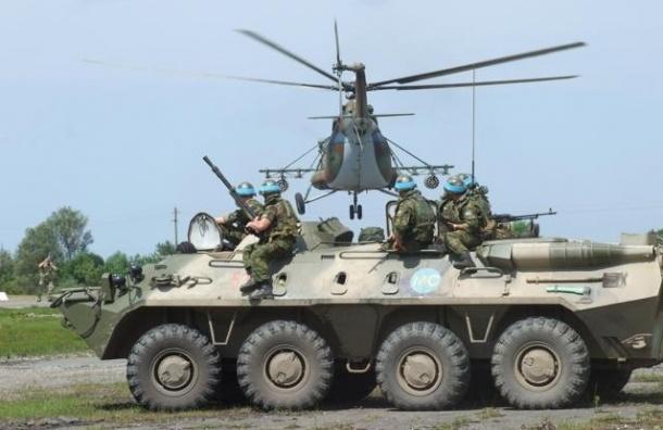 Россия начала масштабные боевые учения ВВС на юге страны