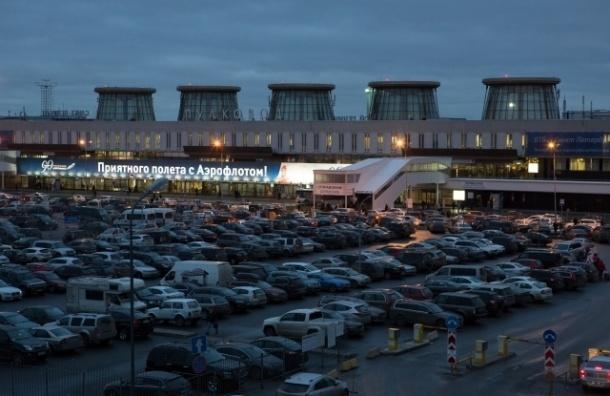 В «Пулково» откроется бесплатная парковка на 400 мест