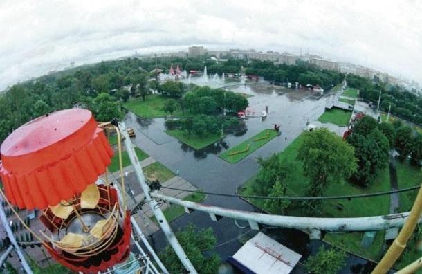 Милонов предложил создать в Петербурге аналог парка Горького