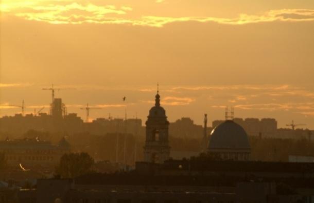 В Петербурге закончились белые ночи
