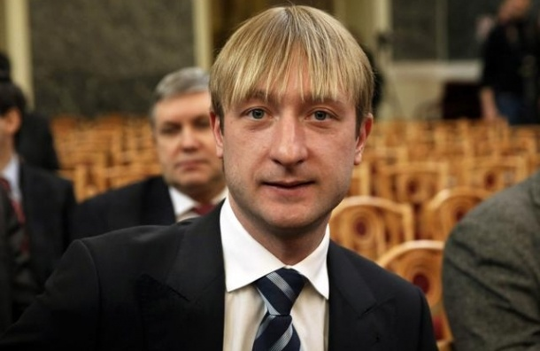 Плющенко отказался выступать за сборную США