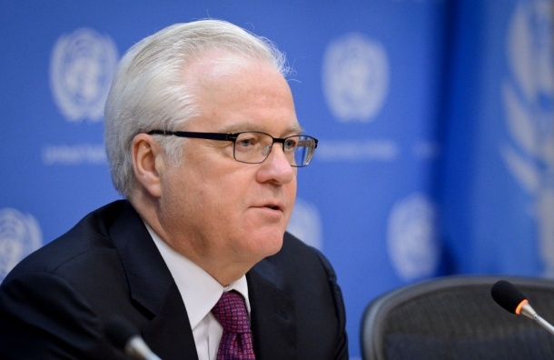 Чуркин обвинил Украину в распространении фальшивок о крушении «Боинга»