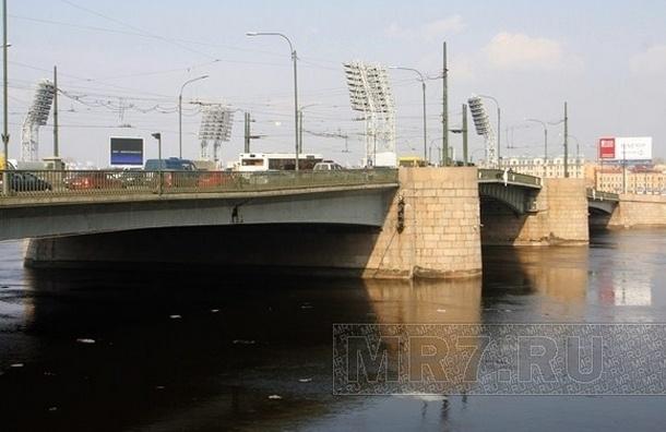 В 2015 году начнется реконструкция Тучкова моста