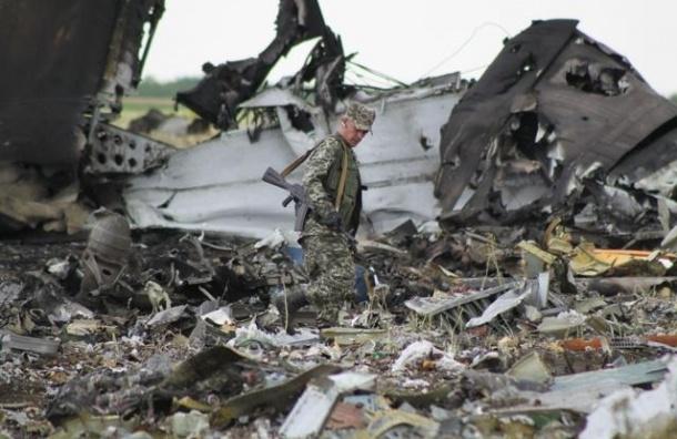 В Луганске сбит штурмовик украинских ВВС