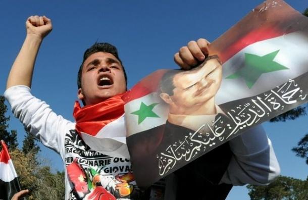 Башар Асад официально стал главой Сирии на третий семилетний срок
