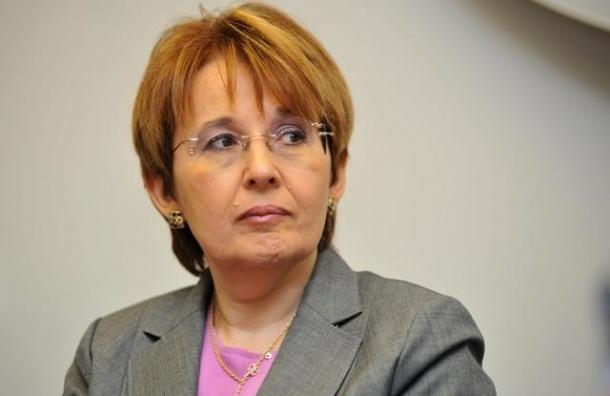 Дмитриева просит прокуратуру проверить подписи за Полтавченко