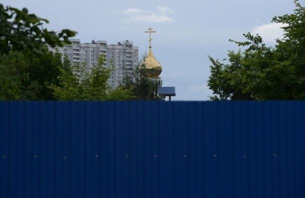 Активисты потребовали у Путина защитить сквер на Долгоозерной улице
