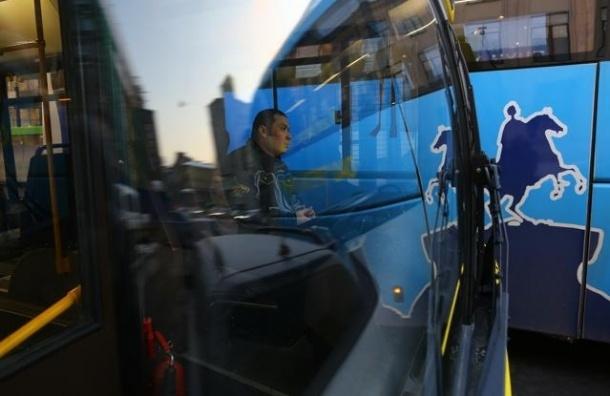 В Петербурге с 1 августа запустят девять новых автобусных маршрутов