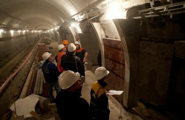 В петербургском метро проверили на путях 500 стрелок