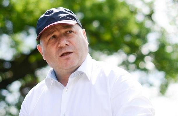 Глава Комитета по природопользованию в ужасе от состояния реки Волковки