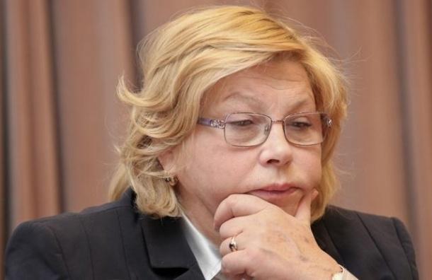 Драпеко станет сенатором от Петербурга после победы Дмитриевой