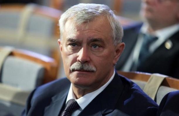 Полтавченко собрал более тысячи подписей муниципалов
