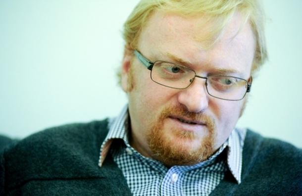 Милонов предложил запретить денежные переводы на Украину